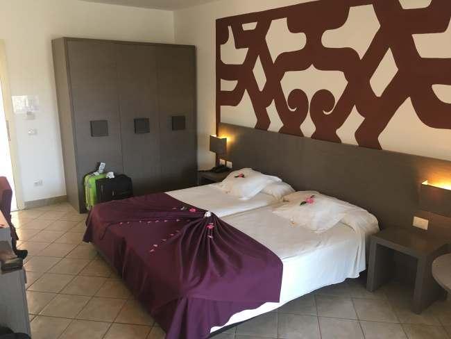 Ubytování aneb náš pokoj, hotel Iberostar Club Boa Vista, Kapverdy