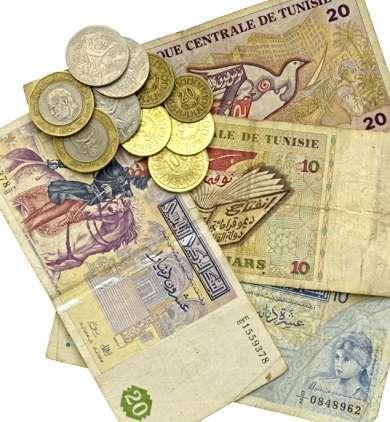 Měna v Tunisku