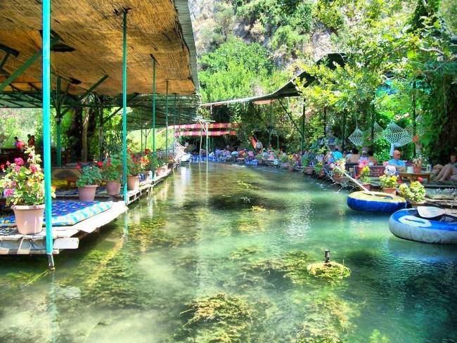 Při plavbě tureckou riviérou navštívíte krásná místa