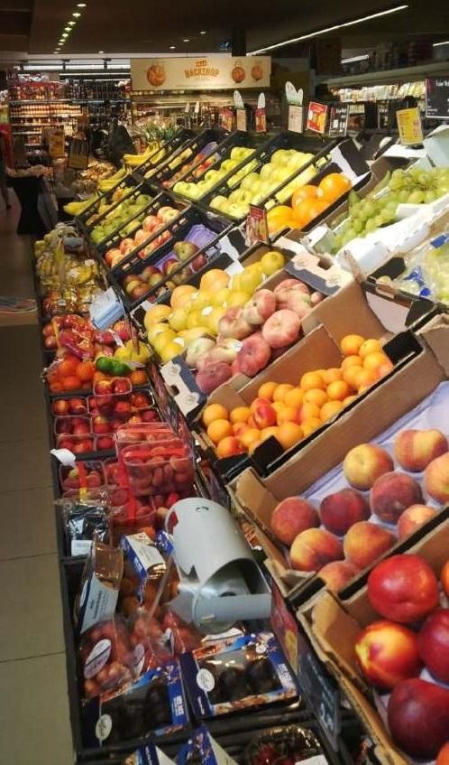 Ceny potravin v Rakousku