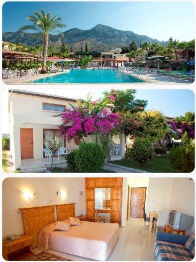 Kypr polopenze dovolená