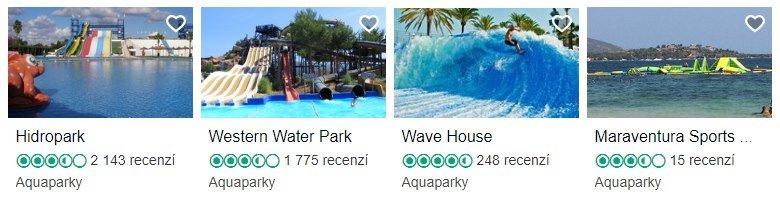 Nejlepších 5 aquaparků na Mallorce