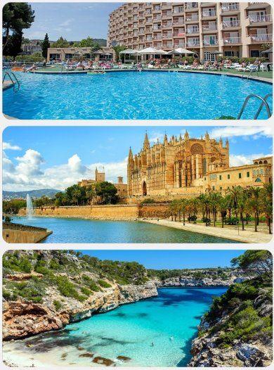 Ostrov Mallorca super last minute sleva