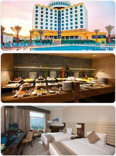 SAE nejlepší hotel All Inclusive