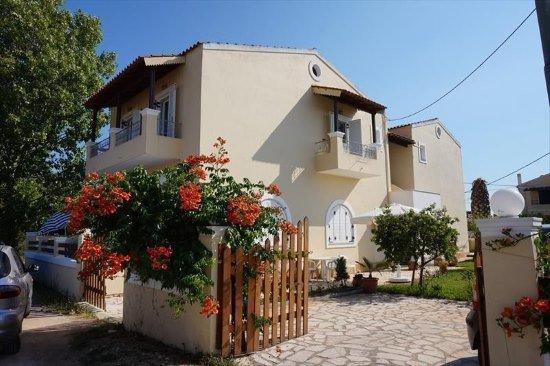 Villa Stefania na ostrově Korfu