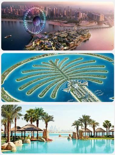 Dubaj zájezd a dovolená nad milion korun