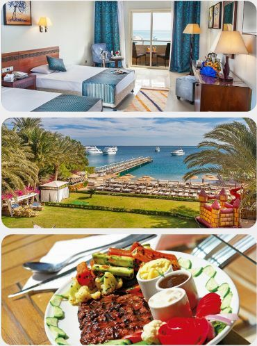 Hurghada srpen dovolená