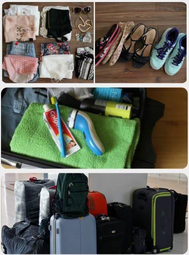 Jak se sbalit na dovolenou zabalit