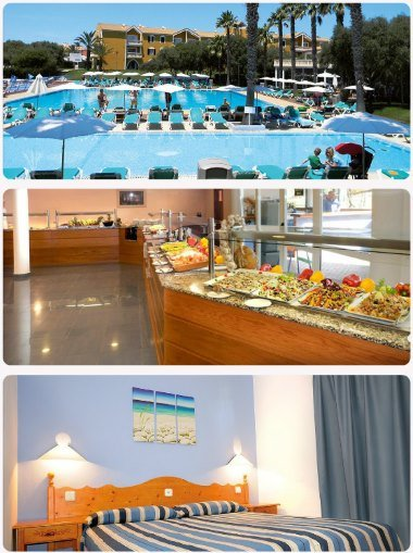 Ostrov Menorca All Inclusive