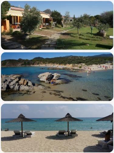 Sardinie dovolená letecky