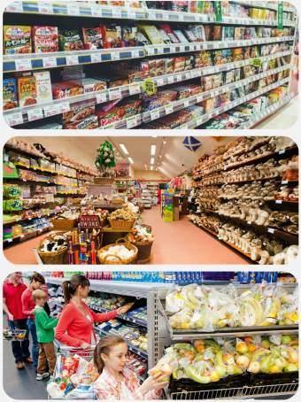 Ceny potravin Skotsko