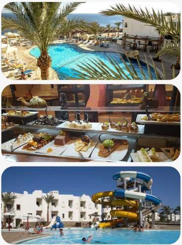 Egypt Sharm el Shikh zájezd