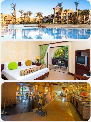 Egypt luxusní a skvěle hodnocený hotel