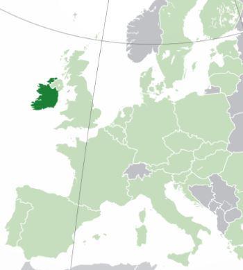 Kde leží Irsko aneb jeho poloha na mapě Evropy