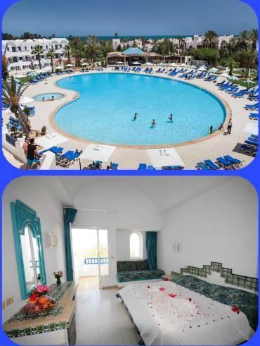 Tunisko dovolená last minute
