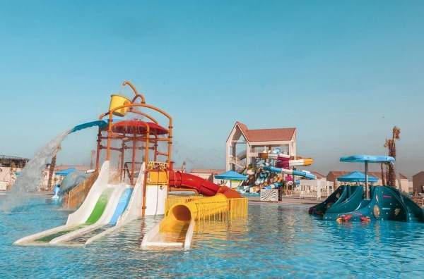 Aquapark s tobogánem Albatros sea world