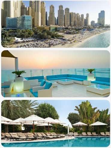 Dubaj exotický zájezd do Hiltonu