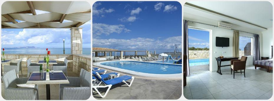Gouves Sea Mare Kréta hotel recenze
