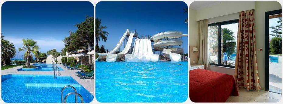 Labranda Blue Bay Beach hotel na Rhodosu recenze