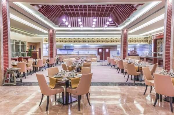 Luxusní prostředí celého hotelu - Albatros Sea World