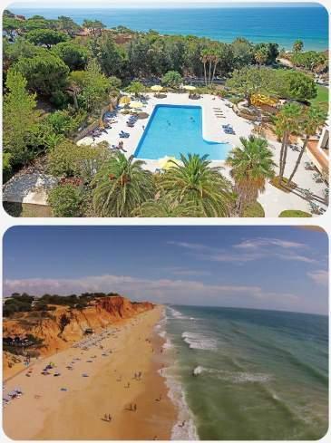 Portugalsko Algarve odlet z Prahy