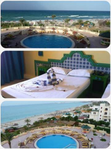 Tunisko super last minute odlet z Brna a Ostravy