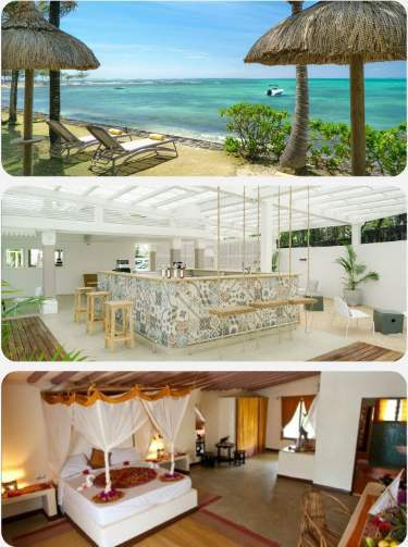 Zanzibar a Mauricius nejlevnější zájezdy