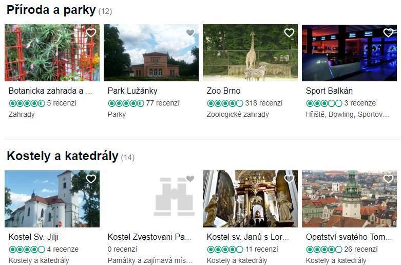 Co vidět a navštívit v Brně