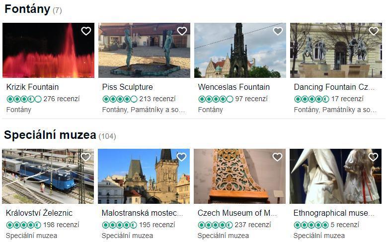 Co vidět a navštívit v Praze
