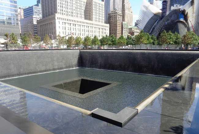 Ground Zero v New Yorku