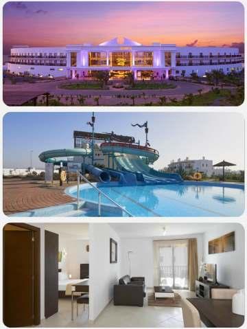 Kapverské ostrovy hotel Sol Dunas