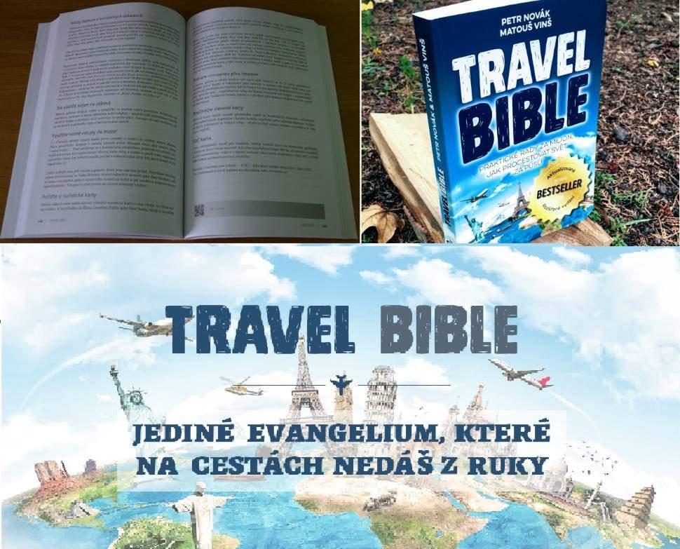 Travel Bible recenze cestovatelské knihy