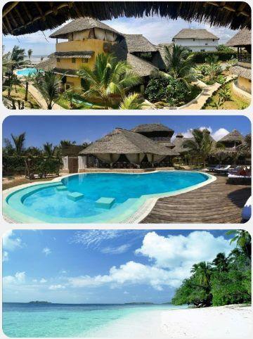 Keňa luxusní dovolená