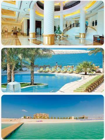Spojené arabské emiráty zájezd s All Inclusive levně