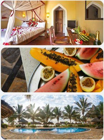 Zanzibar s All Inclusive levně