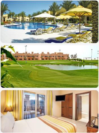 Propagační fotografie hotelu Spojené arabské emiráty Ras al Khaimah