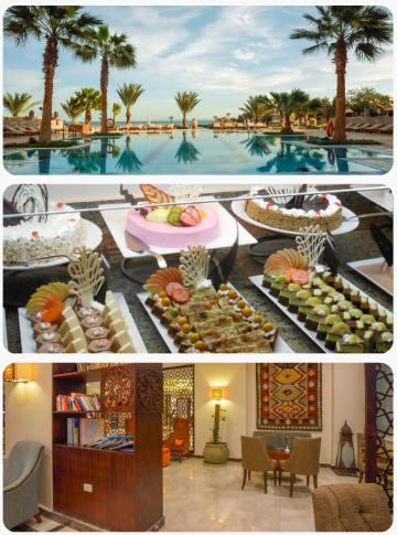 Egypt Hurghada super last minute levný akční zájezd