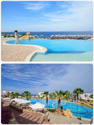 Egypt luxusní hotel s All Inclusive