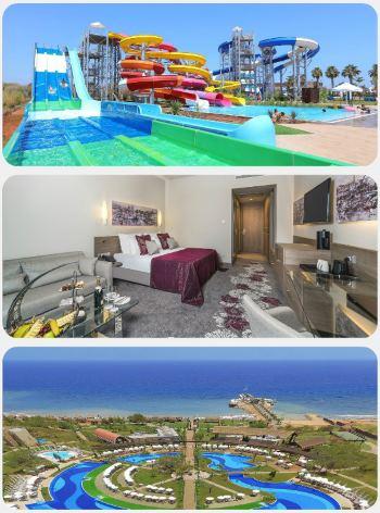 Kypr s předstihem krásný hotel skvělý resort