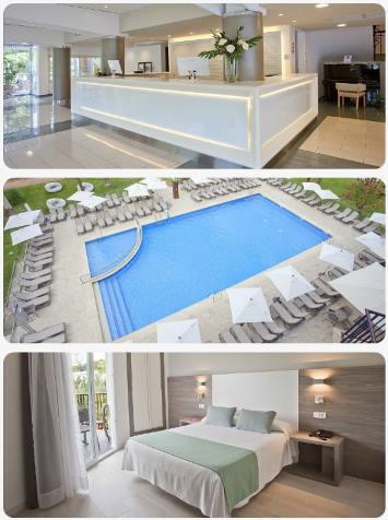 Levný hotel na Mallorce v květnu