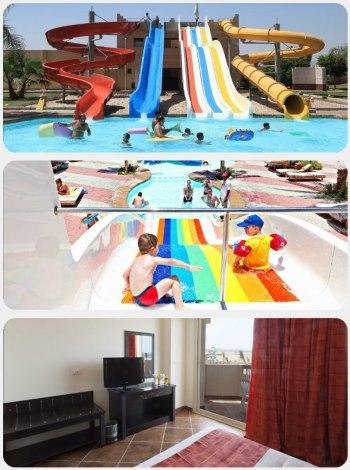 Nejlevnější zájezd s Aquaparkem do Egypta