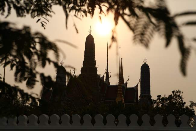 Chrám-v-Bangkoku
