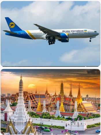 Levné letenky Bangkok z Prahu kalendář termínů