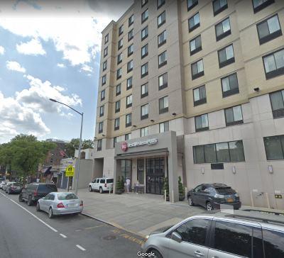 Nejlevnější ubytování v New Yorku náš hotel Best Western