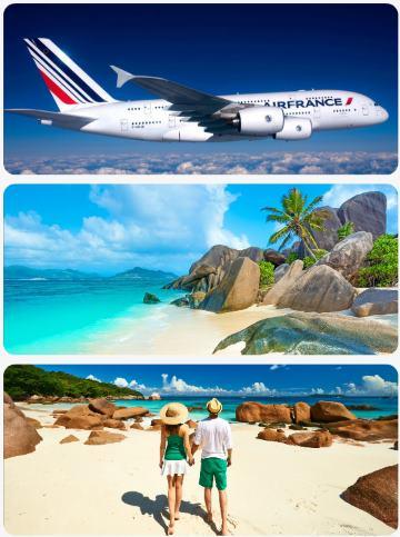 Zpáteční letenky na Seychely