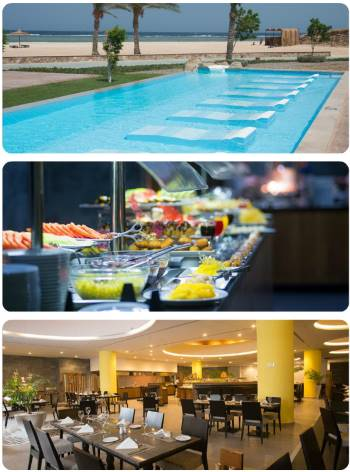 Egypt super last moment hotel Novotel skvelé hodnocení