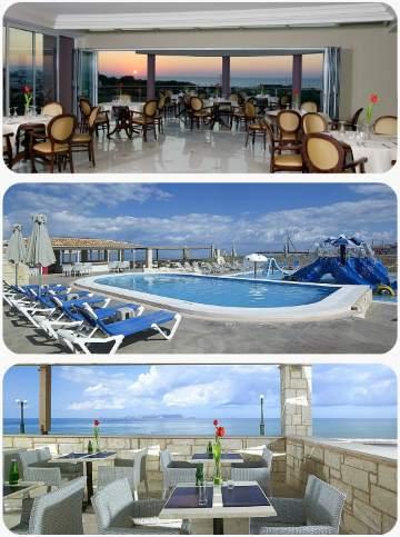 Hotel na Krétě akční zájezd s All Inclusive na 10 dní Řecké ostrovy