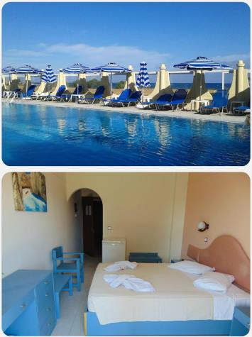 Ostrov Rhodos v květnu zájezd do Řecka