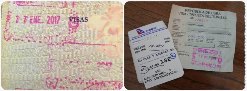 Vízum-ostrov-Kuba