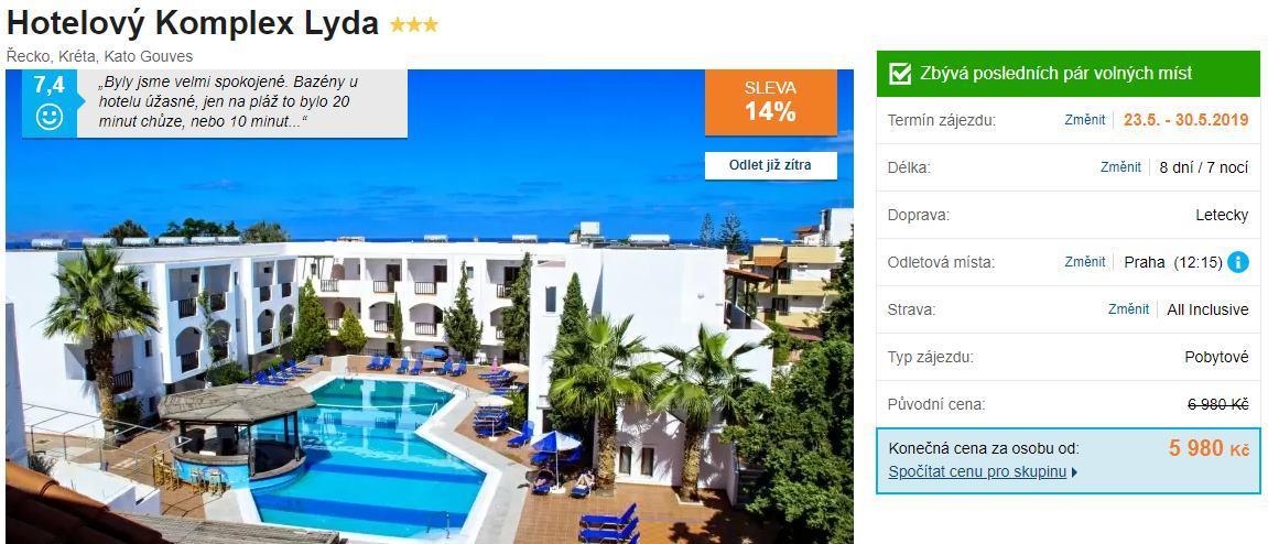 Řecko super last moment
